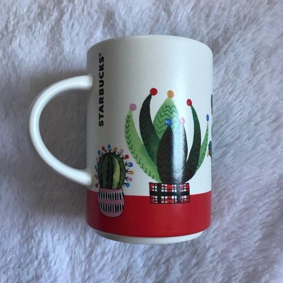 Light Brand String Cactus New Starbucks Mug MVUzpS